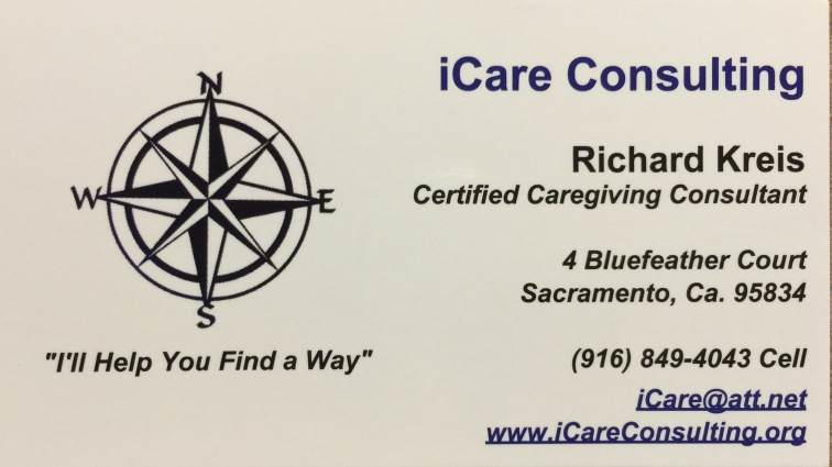 iCare Business Card
