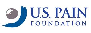 U.S. PAIN FOUNDATION LOGO NARROW WIDTH